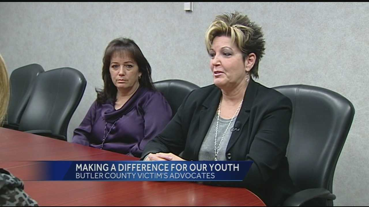 Advocates help teen victims navigate the judicial system
