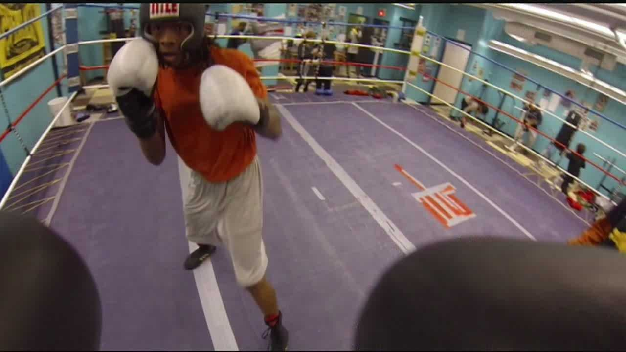 West End boxing gym provides positive outlet for teens