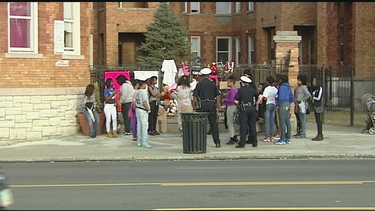 Vigil held to end the violence against young victims in Avondale