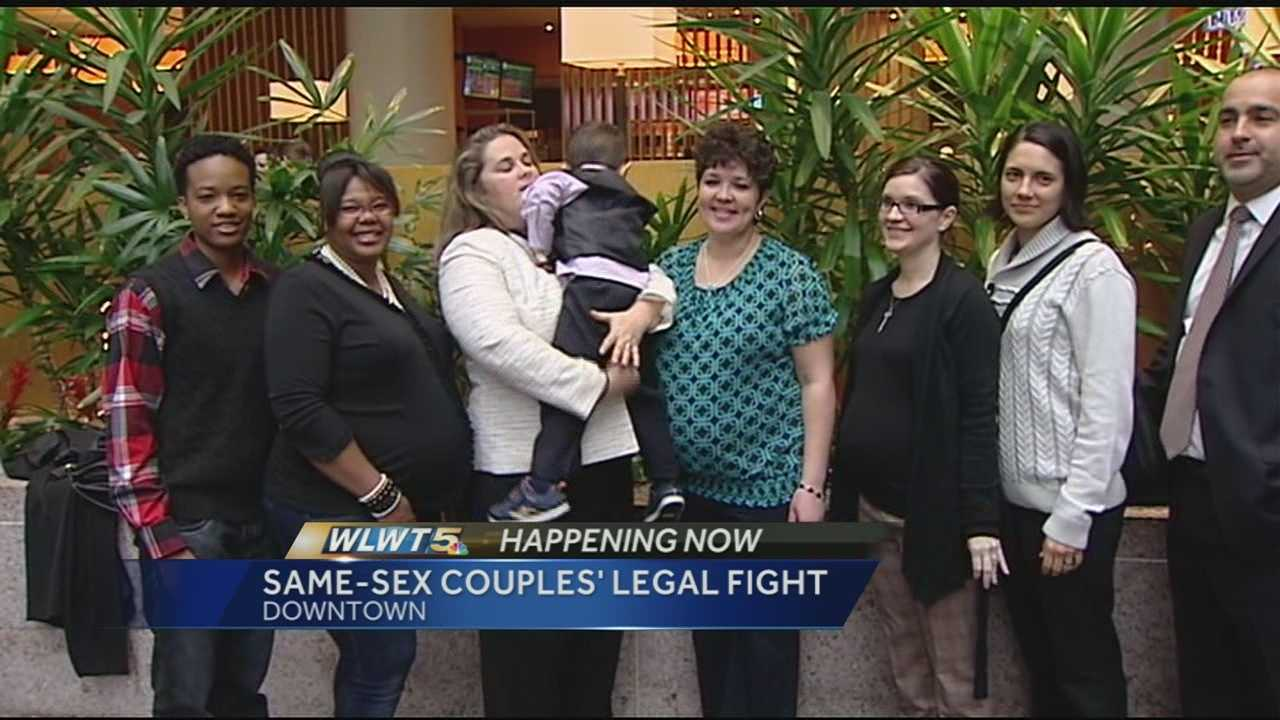 Fight over gay marriage returns to Cincinnati federal courtroom