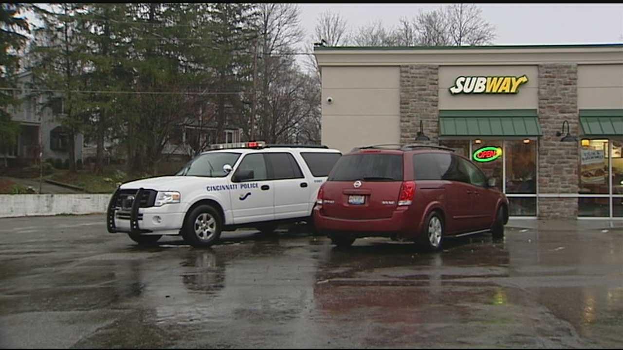 Police allege man robbed same restaurant 3 times