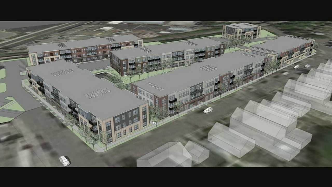 Hundreds of new apartments coming to Oakley