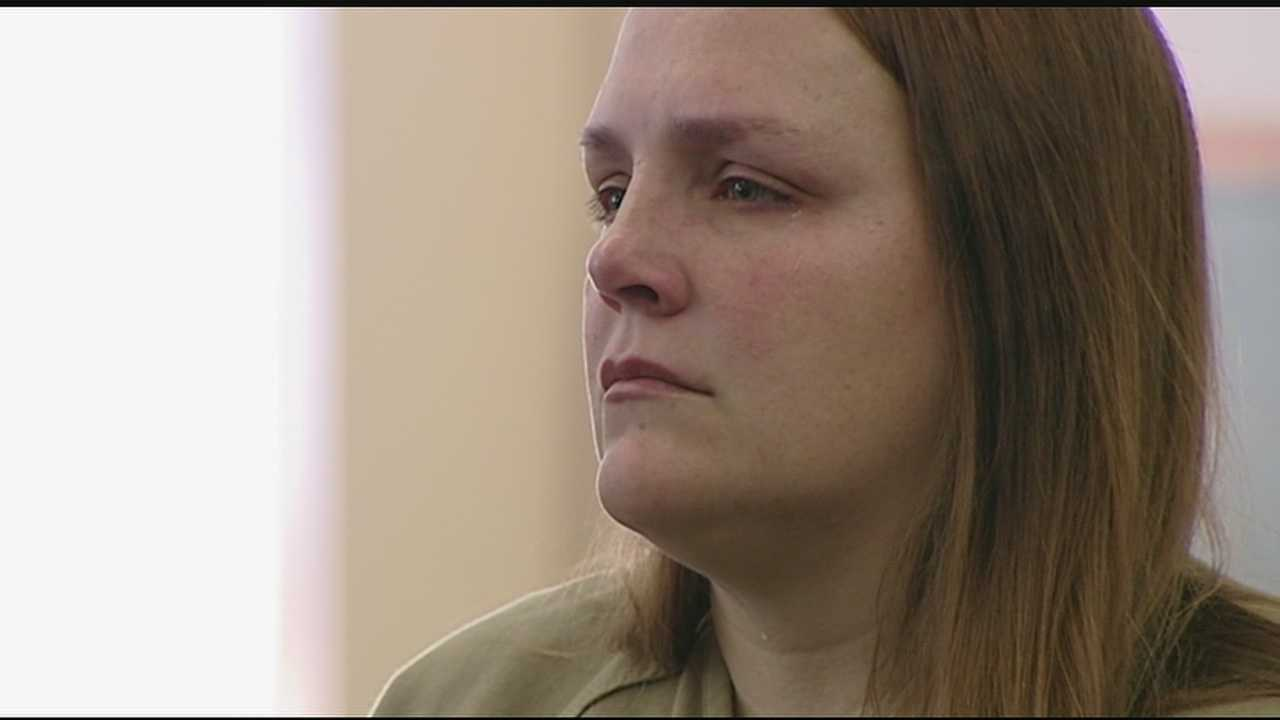Woman pleads guilty to child endangering in McDonald's overdose case