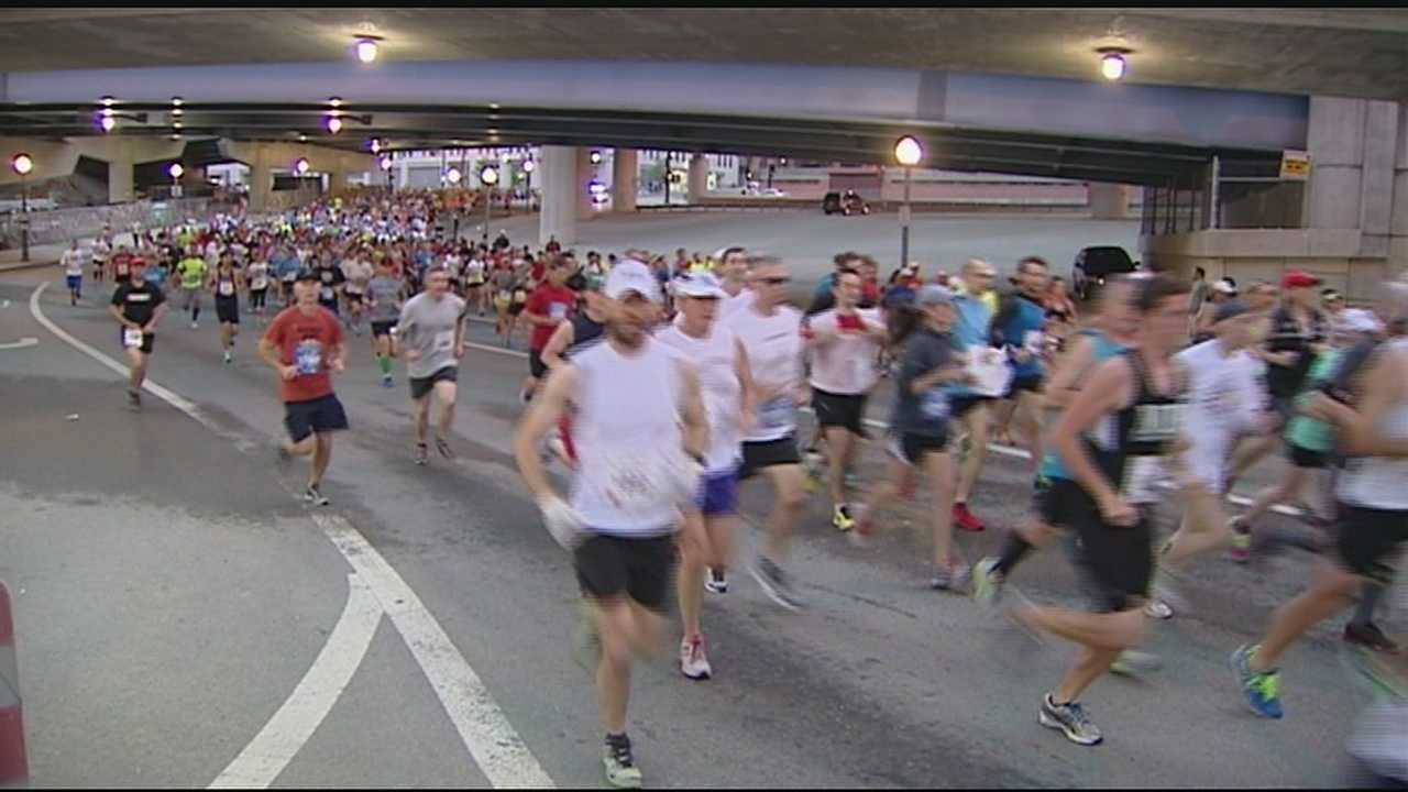 img-Trained medical staff to be on hand at Flying Pig Marathon