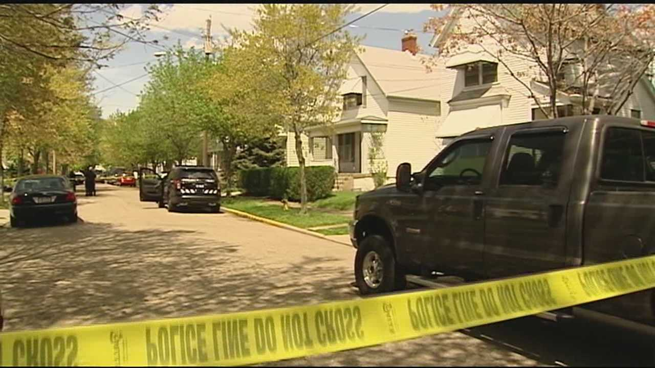Officials trying to determine if neighboring homicides are connected