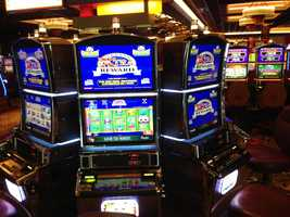 A look inside Ohio's newest racino, Belterra Park, which opens Thursday at 7 p.m.