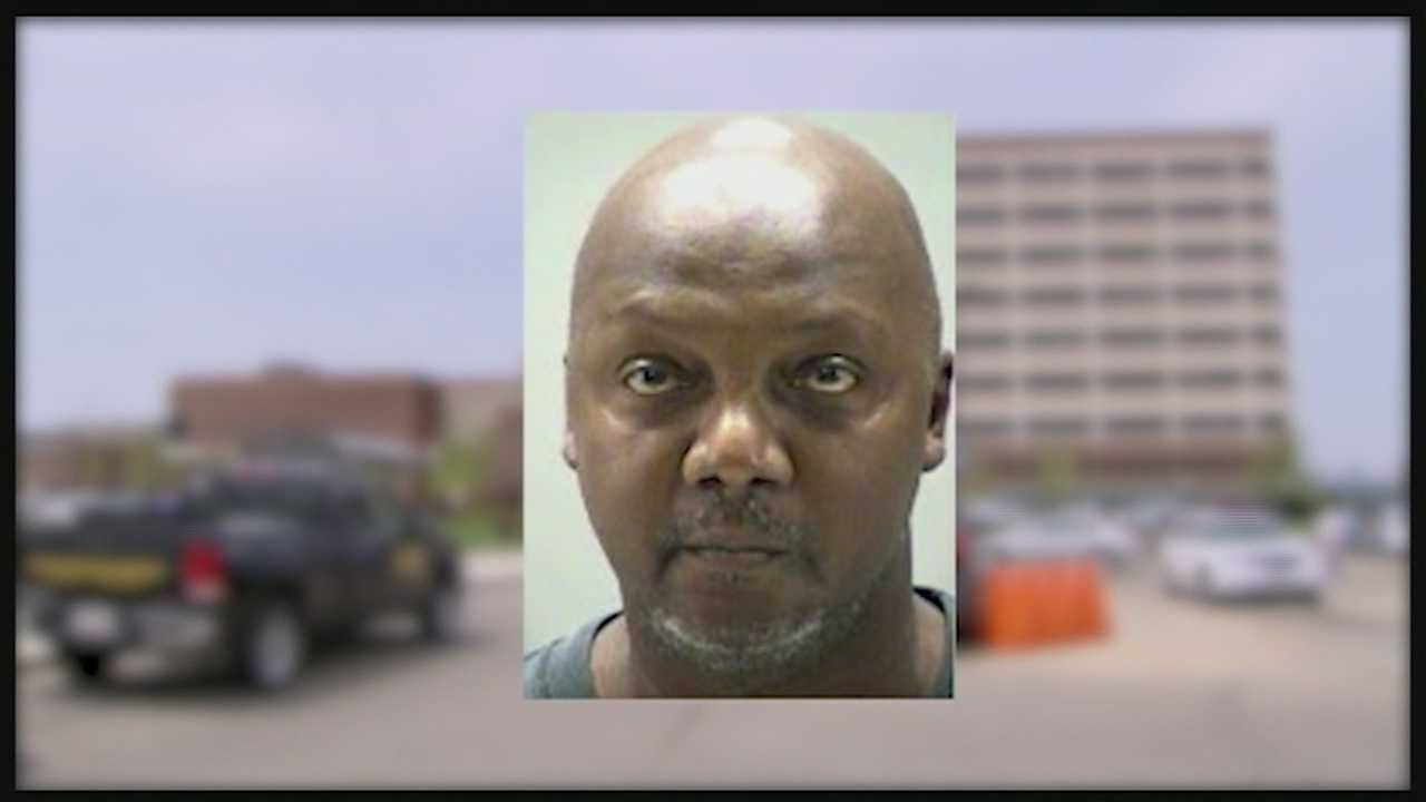 Investigators said Neil Moore, 59, a retired housekeeping worker, entered the center with a gun and shot Paul Burnside.