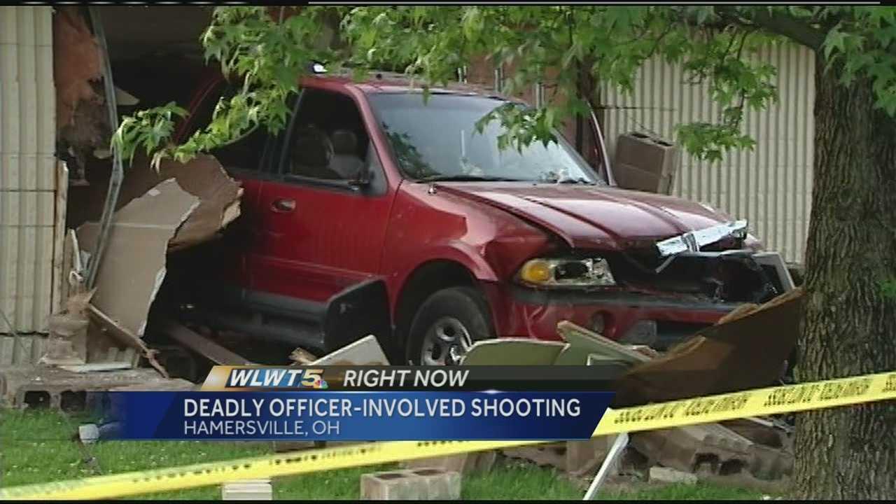 Suspect shot, killed by officer in Hamersville