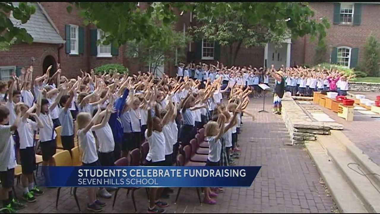 seven hills students fundraise for brain tumor ctr.jpg