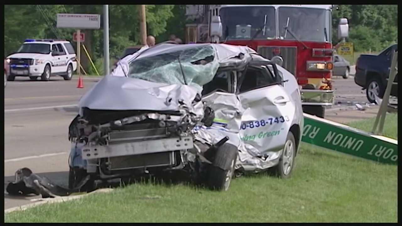 1 killed in  West Chester crash Thursday