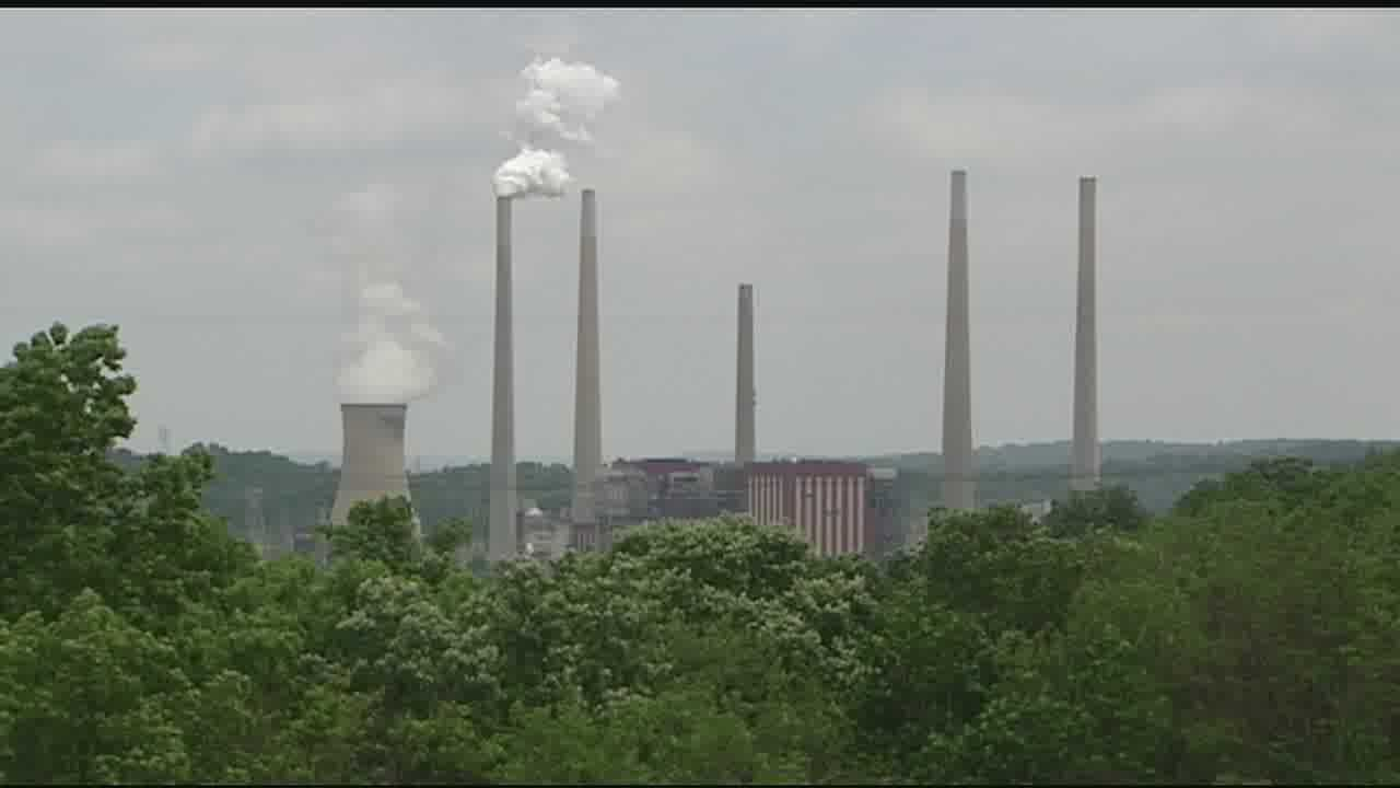 The president's plan to reduce emissions at coal plants is generating sharp reactions in the Tri-State on both sides of the issue. President Obama wants to drop carbon dioxide emissions 30 percent by 2023. But some believe the standards will simply bring disaster to entire industries including coal mines, railroads and river transports.