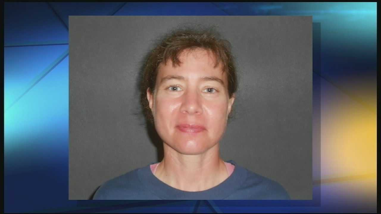 Woman charged with allegedly shooting ex-husband, stuffing him in box