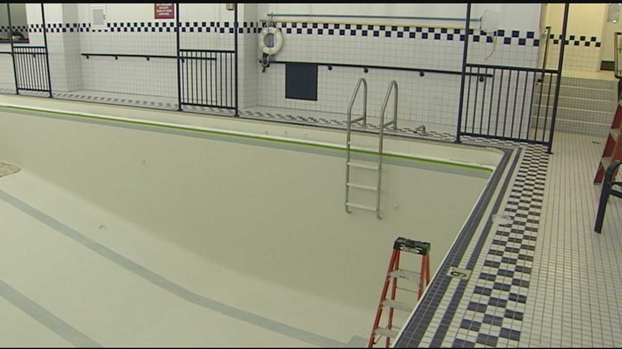 YWCA converting pool from chlorine to saltwater for health benefits, according to the YWCA's health and wellness director. The pool is scheduled to re-open in mid-June.