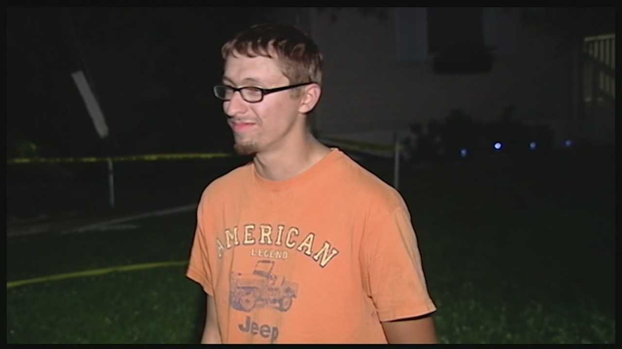 'Hero' neighbor saves man from Hamilton house fire