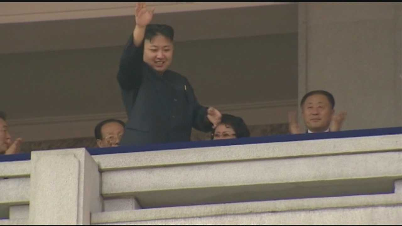 North Korean government detains Ohio man