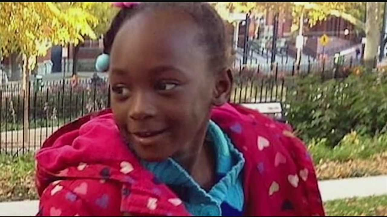 Vigil held for girl mauled by dogs