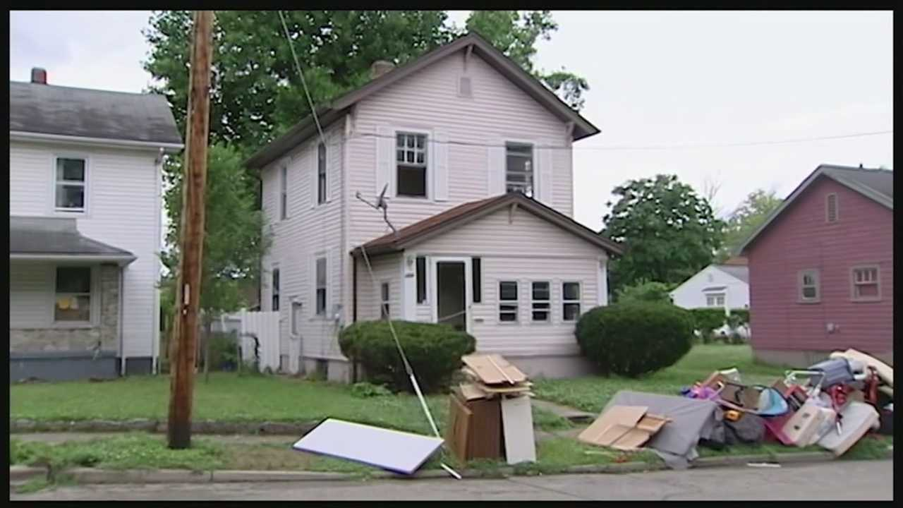 Blighted home plagues Middletown neighborhood