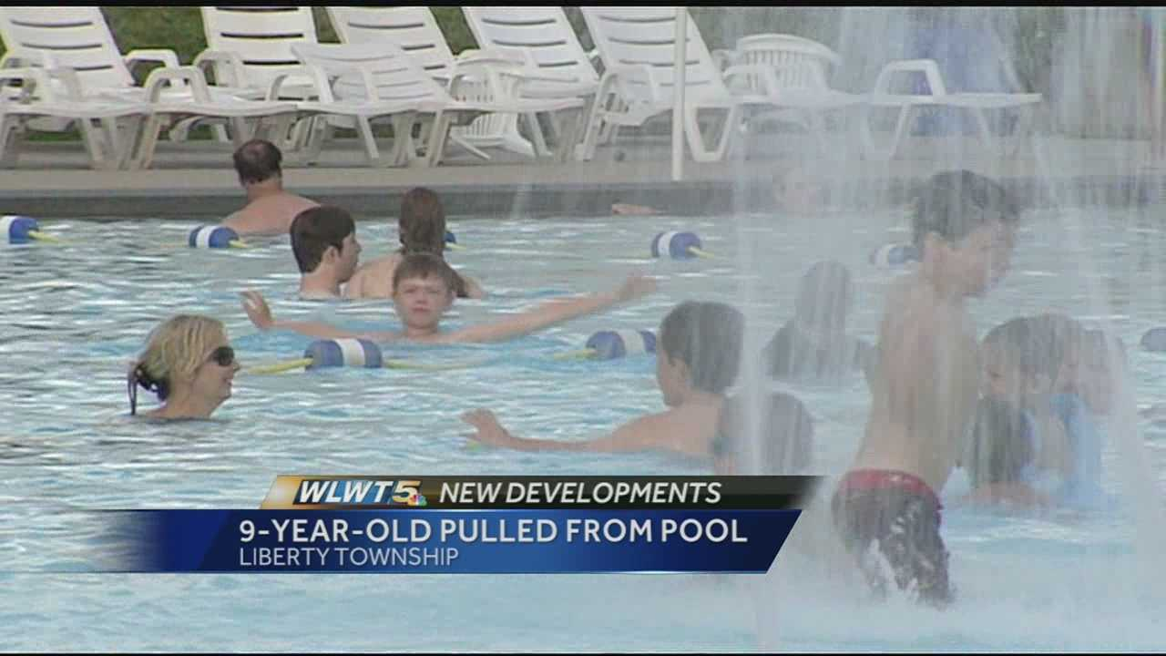 Mother, son save 9-year-old girl from YMCA pool