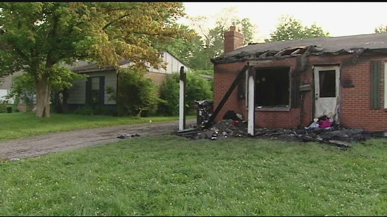 Mother killed in house fire
