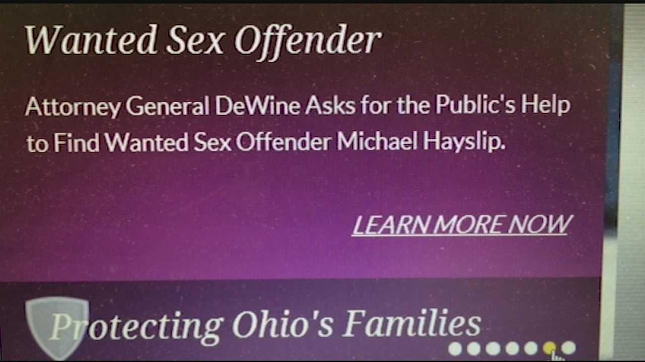 Ohio providing reverse lookup for sex offender registry