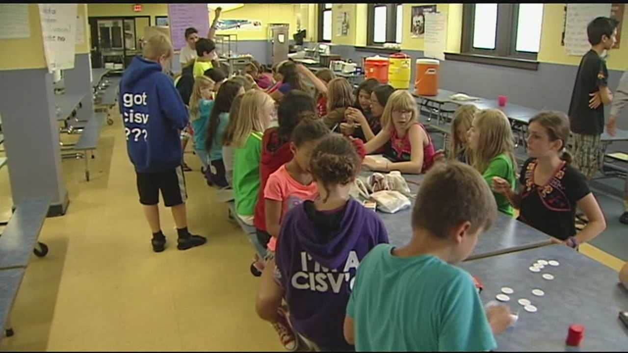 Cincinnati summer camp allows kids to learn from each other's cultures