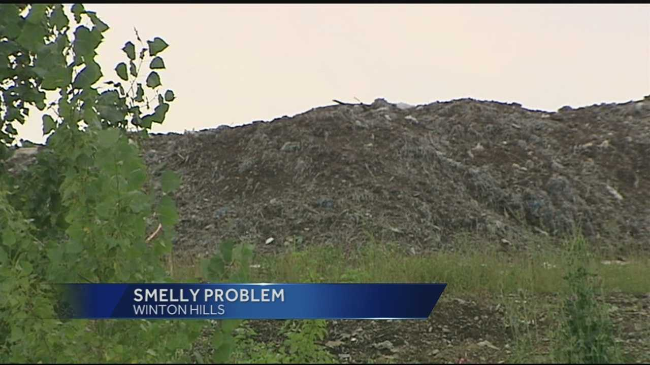 Tons of food scraps is source in smelly compost site, officials say