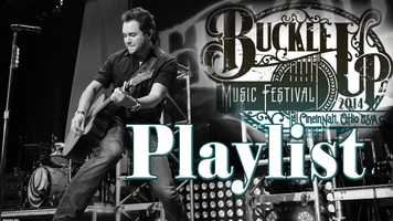 Boasting as a celebration of music from the heartland, Buckle Up festival is offering three full days of fun along the Ohio. Whether you're highly educated on the bands on the bill or exploring for the first time, we've created a playlist to help you get ready for the weekend!For the full list of bands, click here