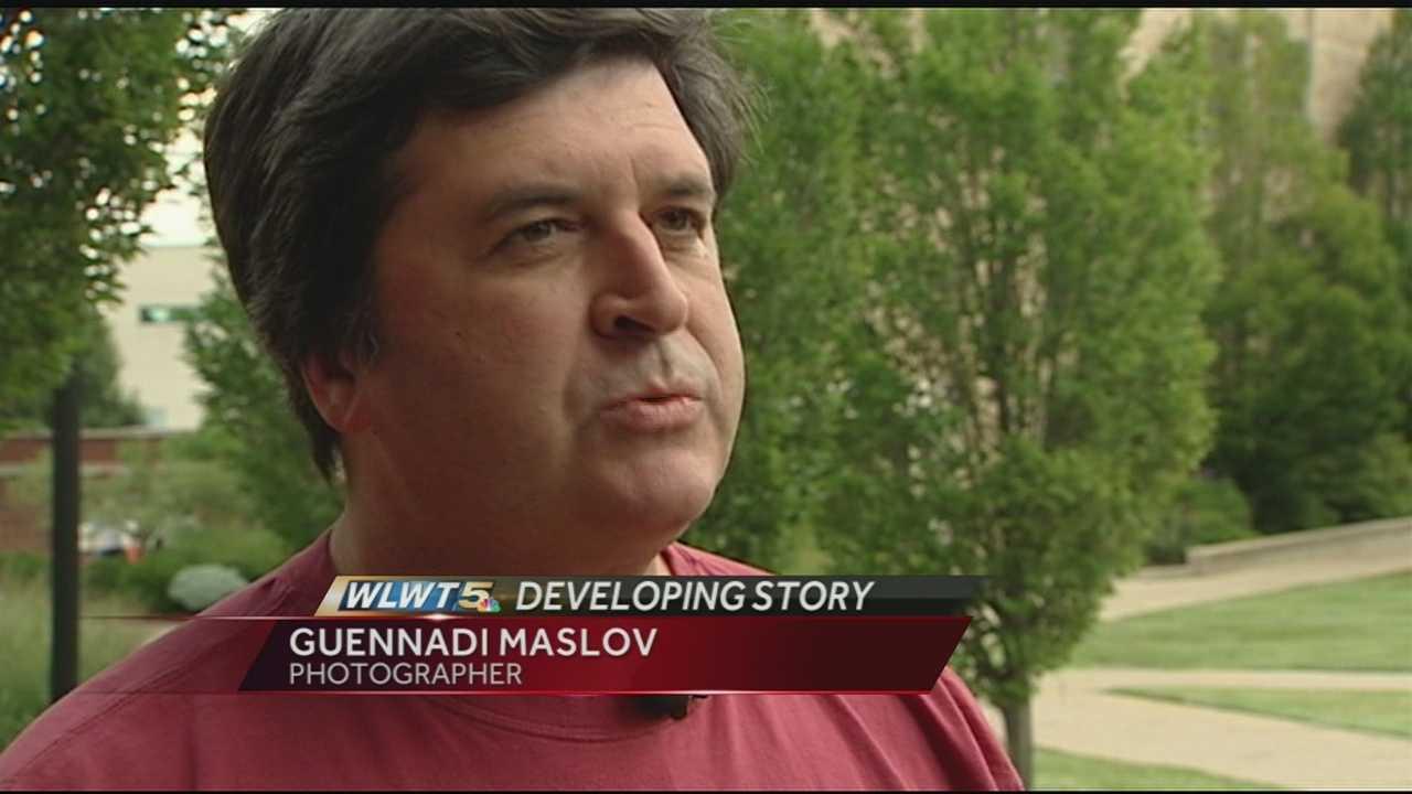 Malaysian plane crash hits home for native Ukranian living in Cincinnati
