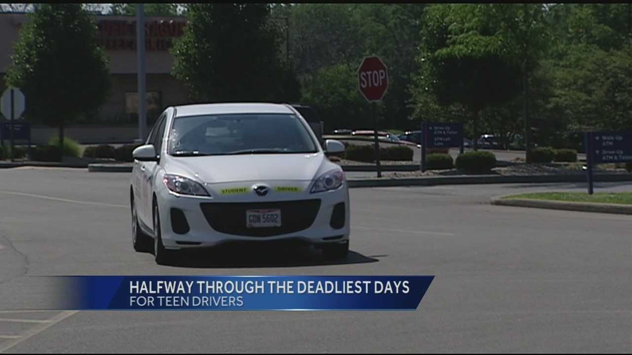 Police, AAA team up to protect teens during 100 deadliest days of summer