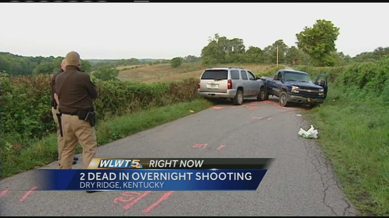 Woman, man shot to death late Monday in attempted murder-suicide