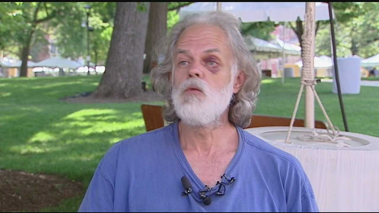 Cincinnati group wants law changed in wake of assault on homeless man