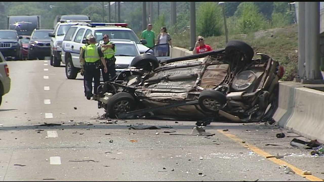 Crash highlights Brent Spence safety concerns
