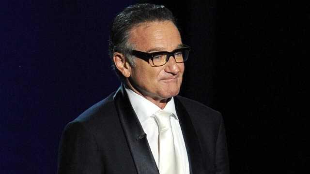 Two Robin Williams