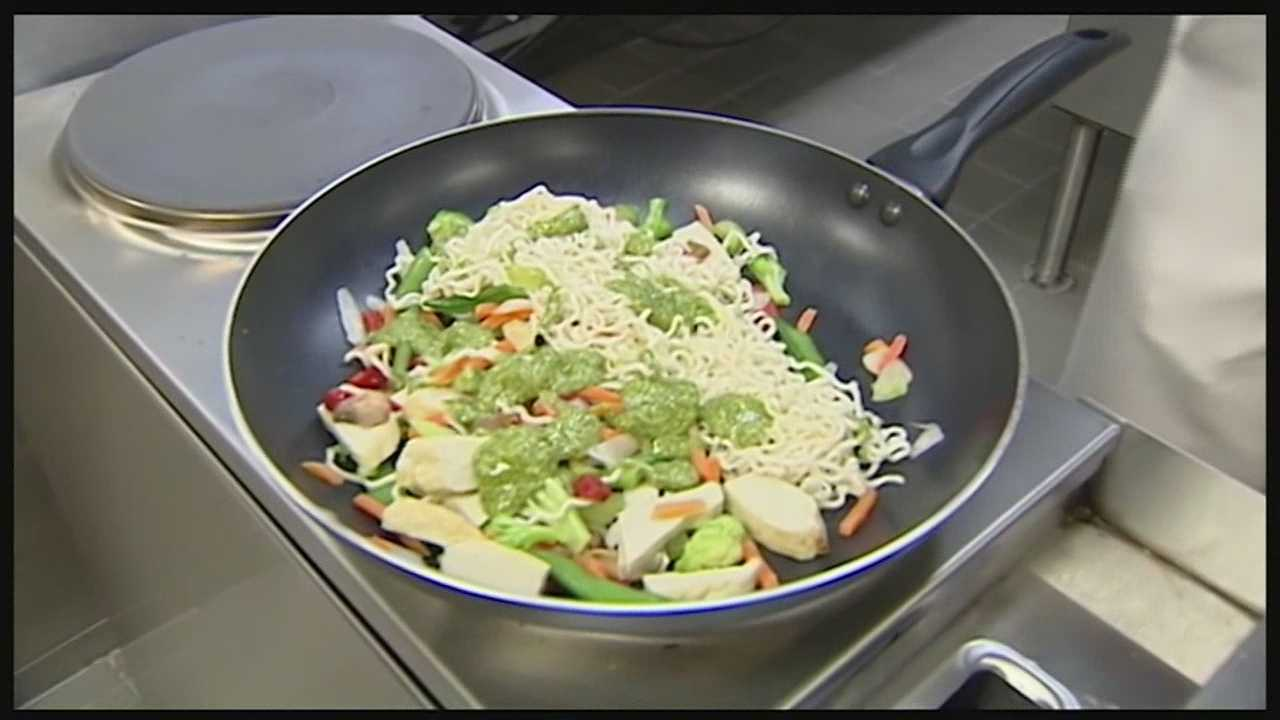 Lakota school district offering healthier food options this school year