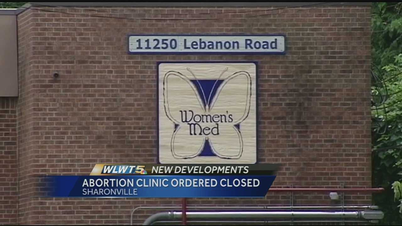 Judge Jerome Metz lifts stay on Sharonville's Women's Med abortion clinic