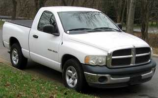 3. 1999 Dodge Pickup (full size)