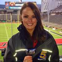 It is Elise Jesse from WLWT Sports.