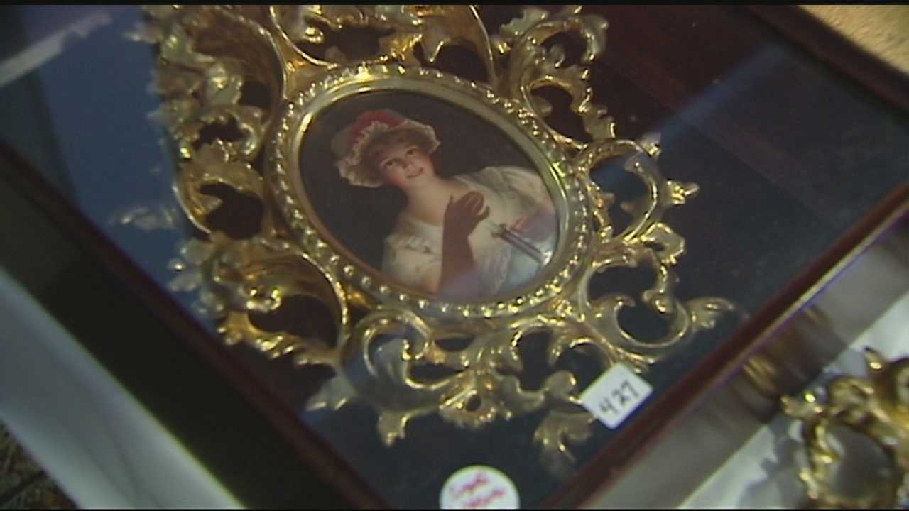 Collection of personal Gamble Estate items up for auction Saturday