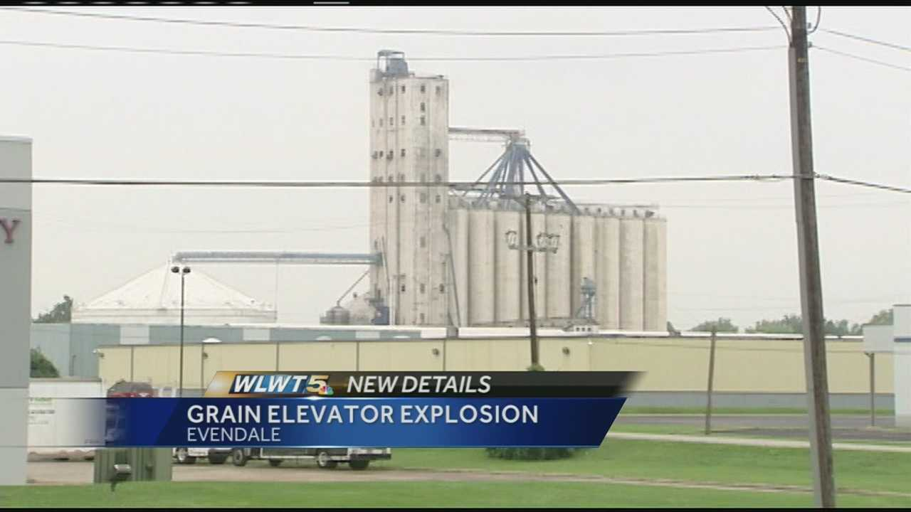 No workers injured in grain elevator explosion