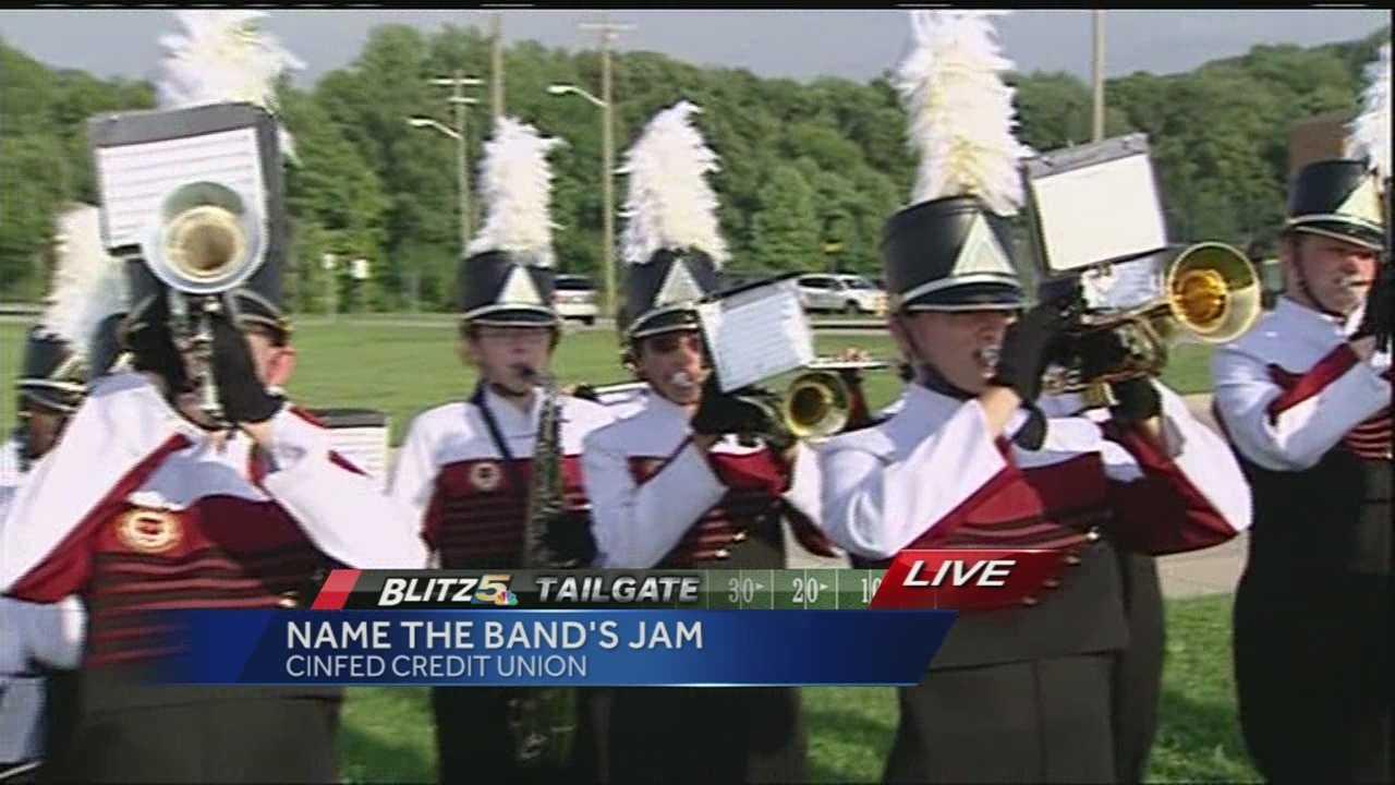 Name the band's jam Aug. 22