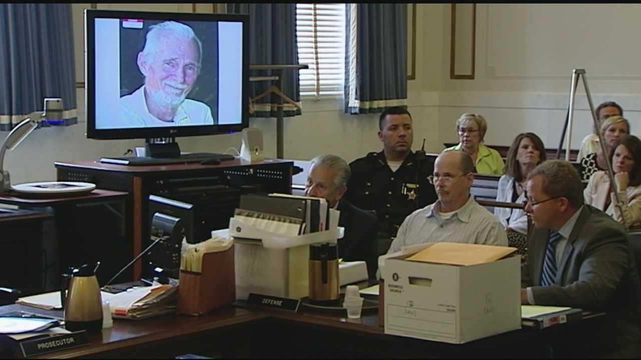 Trial begins for handyman accused of killing 79-year-old man