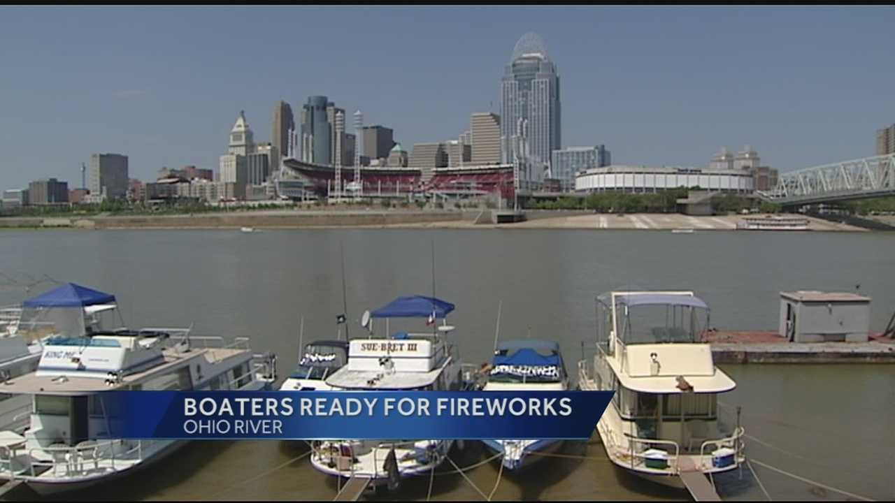 Everything you need to know for the Labor Day fireworks