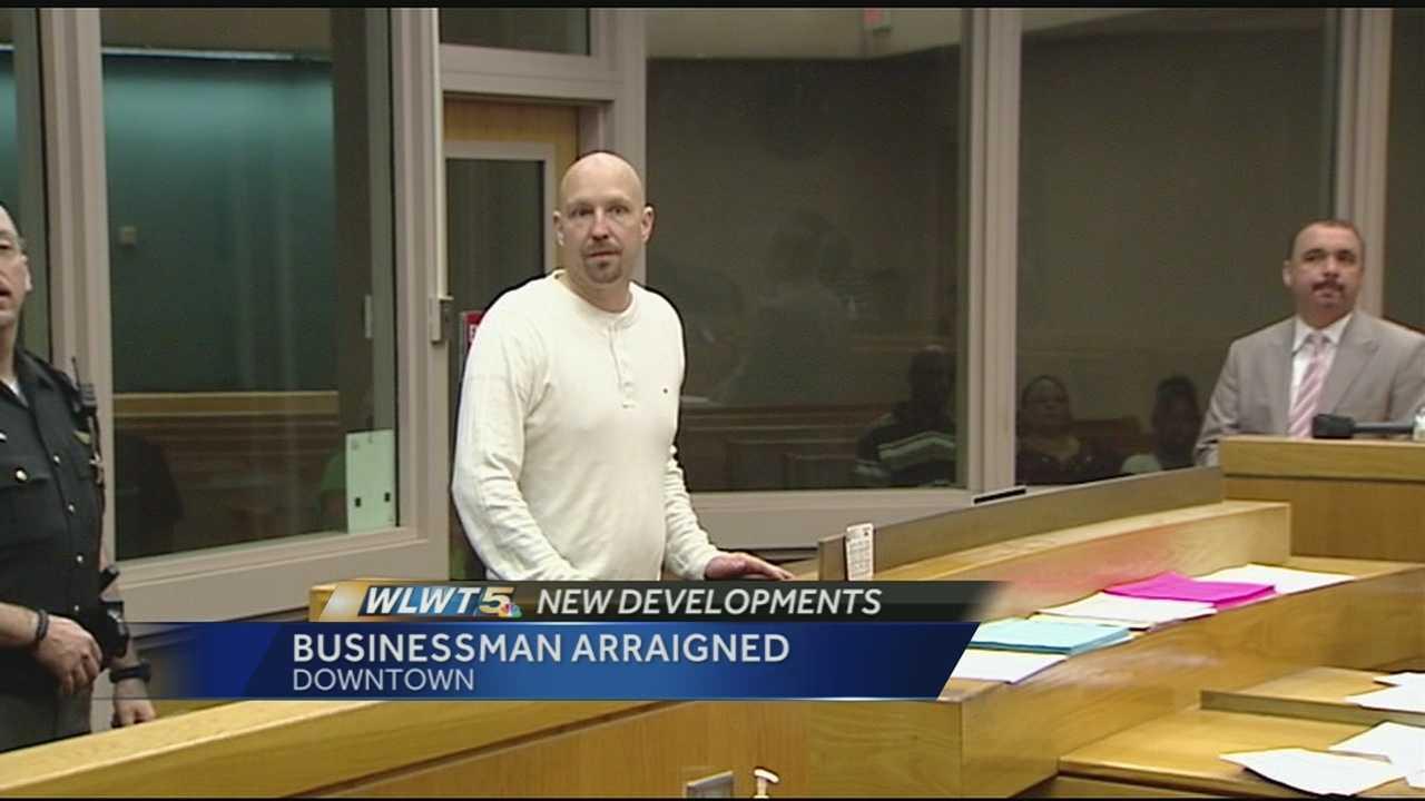 Cincinnati man accused of shooting at wife receives $5,000 bond