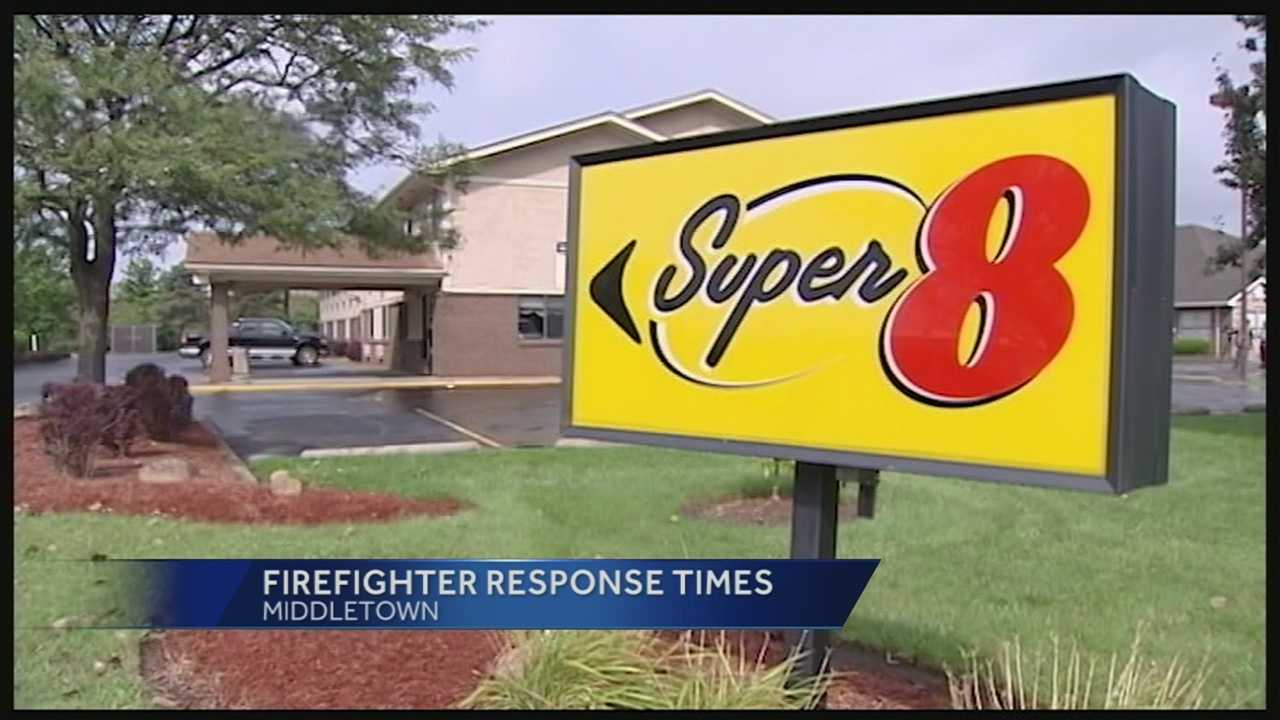 Middletown fire response times in question after layoffs