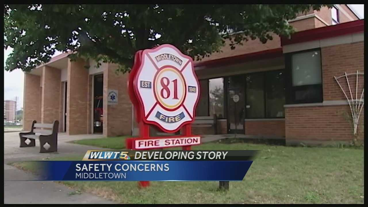 The Middletown fire union said the citizens of the city would suffer after the department was forced to layoff 11 firefighters.