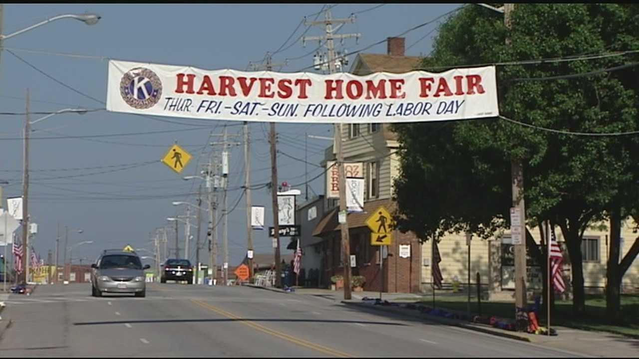 Harvest Home Fair kicks off Thursday with annual parade
