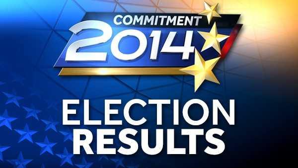 Election results: November 2014