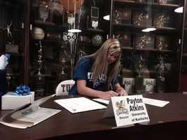 Turpin High School: Payton Atkins, soccer - University of Kentucky