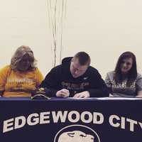 Edgewood High School:Kyle Taylor, football - Ohio Dominican University
