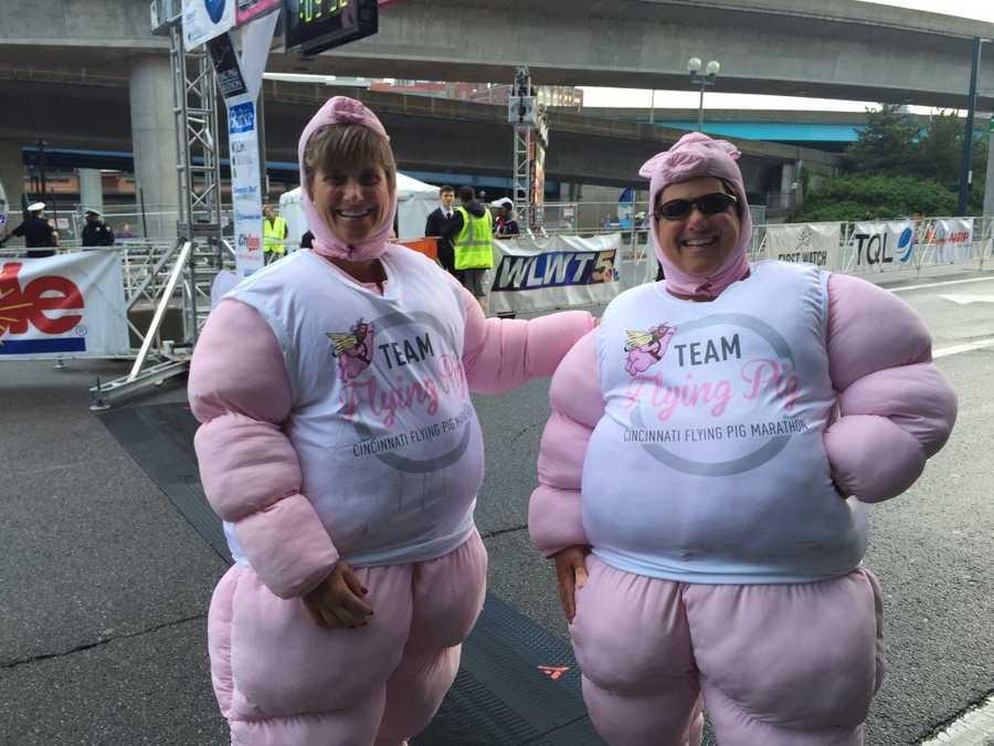 Flying Pig Marathon  Cincinnati Flying Pig Marathon one